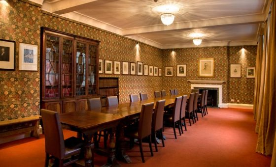 The Morris Room The Oxford Union